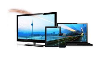 Plataforma compatible con PCs, tablets y móviles